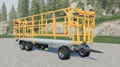 Fliegl DPW Ձ10 para Farming Simulator 2017