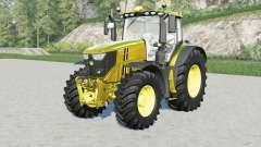 John Deere 6R-seriҿs para Farming Simulator 2017