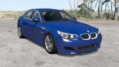 BMW M5 (E60) 200ⴝ para BeamNG Drive