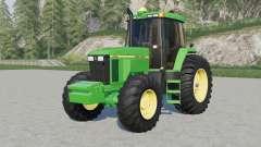 John Deere 7010-serieᶊ para Farming Simulator 2017