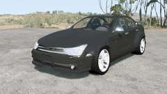 Ford Focus sedan (NA2) 2008 v1.11 para BeamNG Drive