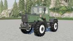 Mercedes-Benz Trac 1000 & 1100 para Farming Simulator 2017