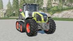 Claas Axion 930 & 960 Terra Traꞔ para Farming Simulator 2017