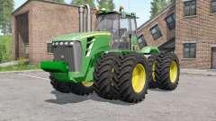 A John Deere 96ろ0 para Farming Simulator 2017