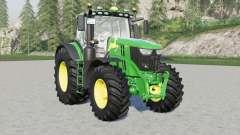 John Deere 6R-serᶖes para Farming Simulator 2017