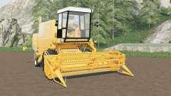 Bizon Supeɽ Z056 para Farming Simulator 2017