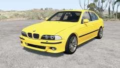 BMW M5 (E3୨) 2001 para BeamNG Drive