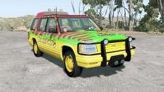 Gavril Roamer Tour Car Beamic Park v4.0.1 para BeamNG Drive