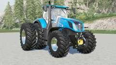New Holland T7.290 & T7.૩15 para Farming Simulator 2017