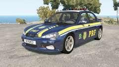 Hirochi Sunburst Brazilian PRF Police v1.0 para BeamNG Drive