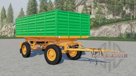 Autosan D-50 & D-55 para Farming Simulator 2017