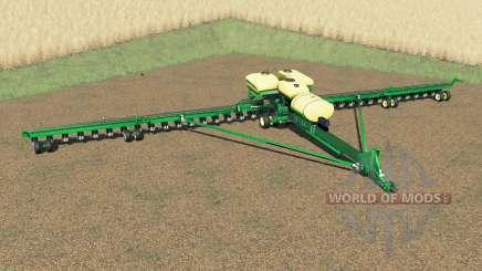 A John Deere DB୨0 para Farming Simulator 2017