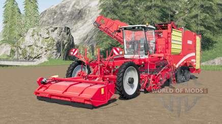 Grimme Varitron 470 Platinum TerraTrac 20 meters para Farming Simulator 2017