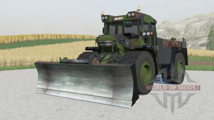 Zettelmeyer ZD 3000 para Farming Simulator 2017