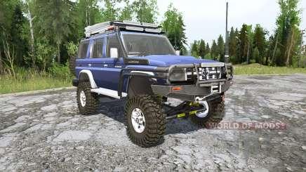 Toyota Land Cruiser (J76) 2007 para MudRunner