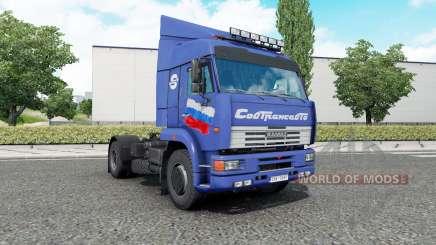 Kamaz-5ꝝ60 para Euro Truck Simulator 2
