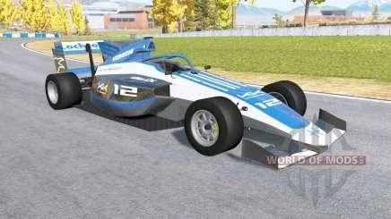 Formula Cherrier F320 v1.3 para BeamNG Drive