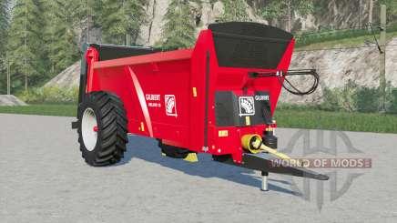 Gilibert Hélio 1ⴝ para Farming Simulator 2017