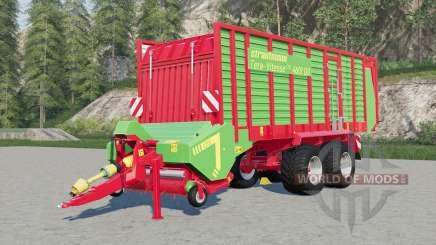 Strautmann Tera-Vitesse CFS 4601 DꝌ para Farming Simulator 2017