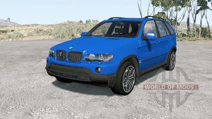 BMW X5 (E53) 200Ձ para BeamNG Drive