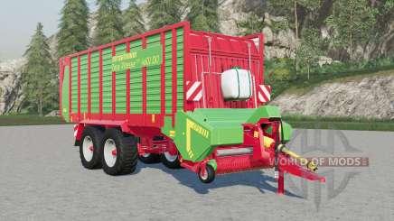 Strautmann Tera-Vitesse CFS 4601 DØ para Farming Simulator 2017