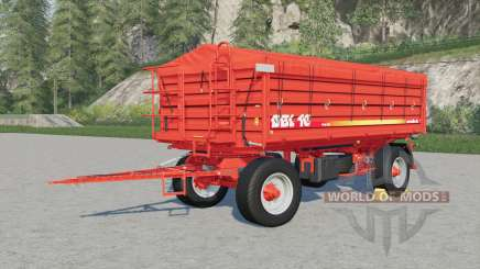 Metaltech DBL 8〡10〡12 para Farming Simulator 2017