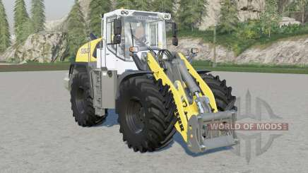 Liebherr L5ⴝ0 para Farming Simulator 2017