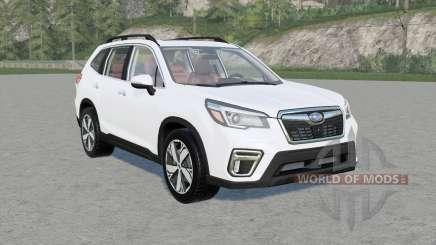 Subaru Forester 2018 para Farming Simulator 2017