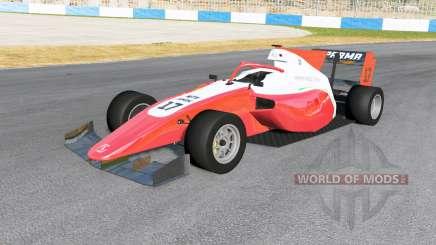 Formula Cherrier F320 v1.2 para BeamNG Drive