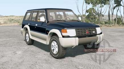 Mitsubishi Pajero Wagon 1993 para BeamNG Drive