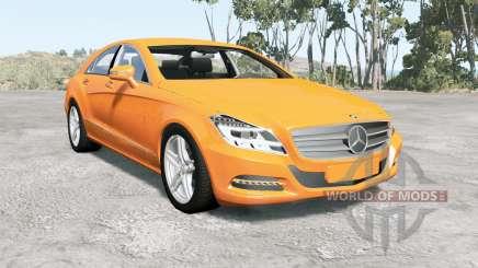 Mercedes-Benz CLS 500 (C218) 2010 para BeamNG Drive
