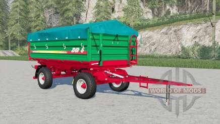 Metaltech DB-series para Farming Simulator 2017