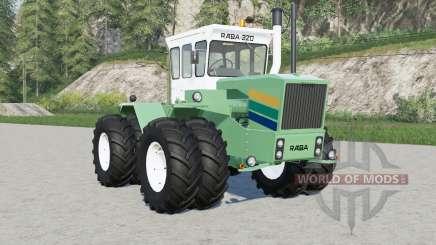 Raba 280〡320〡Steiger 245〡Steiger 250 para Farming Simulator 2017