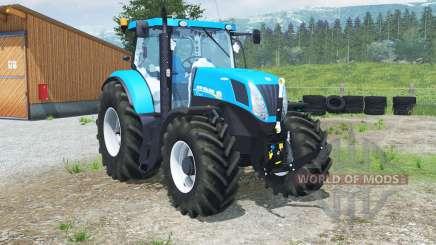A New Holland T7.Ձ60 para Farming Simulator 2013