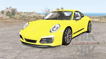 Porsche 911 Carrera T coupe (991) 2018 para BeamNG Drive