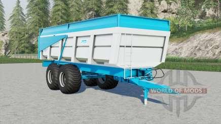Brochard 16T〡20T〡24T para Farming Simulator 2017