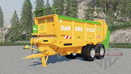 Dangreville ETB 15000 para Farming Simulator 2017