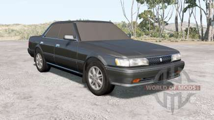 Toyota Chaser GT Twin Turbo (GX81) 1990 para BeamNG Drive