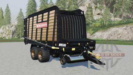 Bergmann Repex 34S para Farming Simulator 2017