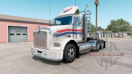 Kenworth Ƭ800 para American Truck Simulator