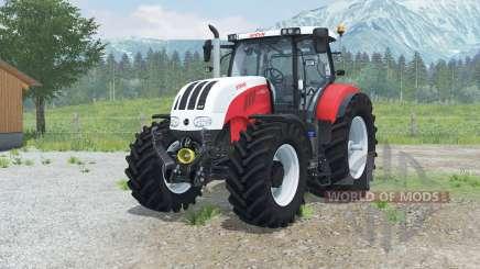 Steyr 6230 CVƬ para Farming Simulator 2013
