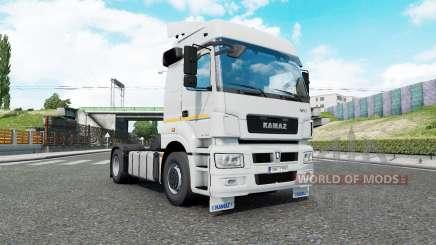 Kamaz 5490 e 65206 para Euro Truck Simulator 2