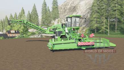 Holmer Terra Felis ろ para Farming Simulator 2017