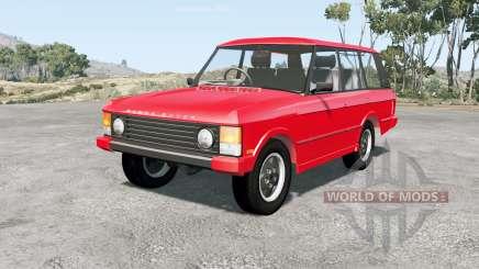 Range Rover 5-door 1981 para BeamNG Drive