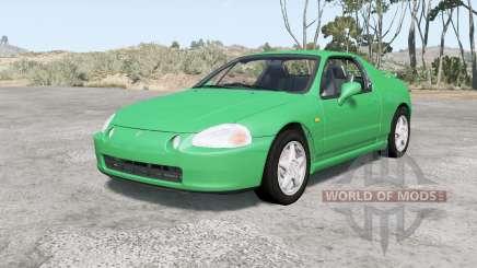 Honda CR-X del Sol SiR (EG2) 1992 v2.0 para BeamNG Drive