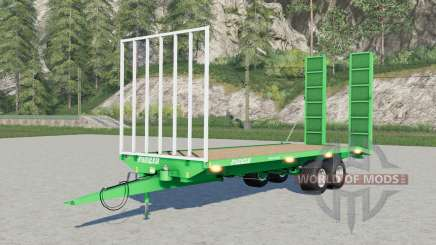 Joskin Wago LST8000 & LST10000 para Farming Simulator 2017