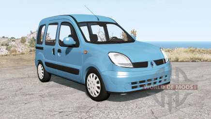 Renault Kangoo 2004 para BeamNG Drive