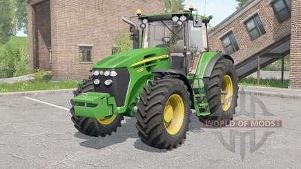 A John Deere 7030-serieꞩ para Farming Simulator 2017