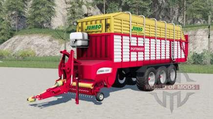 Pottinger Jumbo 10000 para Farming Simulator 2017