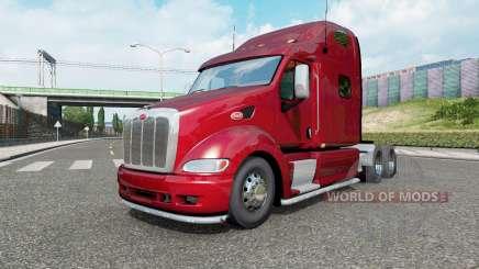 Peterbilt 387 2007 v1.4 para Euro Truck Simulator 2